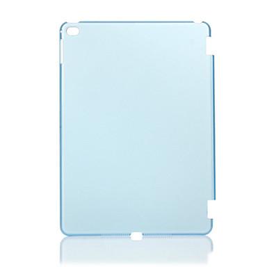 رخيصةأون أغطية أيباد-غطاء من أجل Apple iPad Air 2 شفاف غطاء خلفي لون سادة الكمبيوتر الشخصي