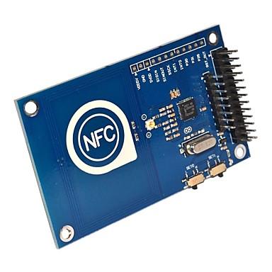 olcso Szenzorok-egy az Arduino 13.56MHz pn532 kompatibilis málna pite tábla NFC kártyaolvasó modul
