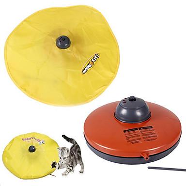 ieftine Jucării Câini-pisica miau jucărie material sub acoperire se deplasează mouse-ul jucărie distractiv pisica electronic OVP A17