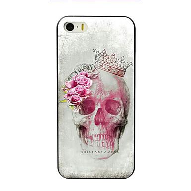 olcso iPhone 5c tokok-Case Kompatibilitás Apple iPhone 8 Plus / iPhone 8 / iPhone 7 Plus Minta Fekete tok Szó / bölcselet Kemény PC