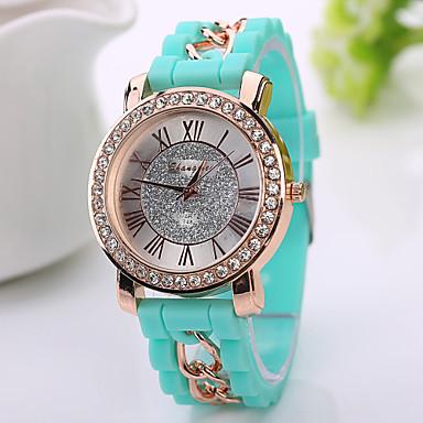 93ff3d6bc 2015 nové dámské šaty hodinky silikonové hodinky v létě stylu vysoce  kvalitní ženy náramkové hodinky módní quartz pánské sportovní 3321160 2019  – €6.99