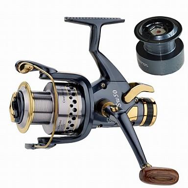 ניס גלילי דיג רולר לדיג קרפיון 5.2:1 יחס ציוד+10 מיסבים כדוריים XR-52