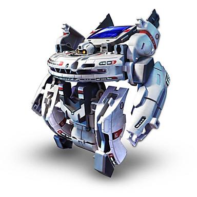 olcso egyéb újdonság-Robot Napelemes játékok 7 In 1 Napelemes Újratölthető Játékok Ajándék