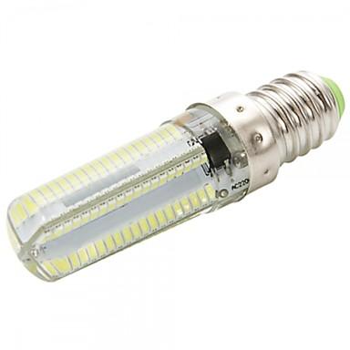 economico LED e illuminazione-YWXLIGHT® 1pc 10 W LED a pannocchia 1000 lm E14 T 152 Perline LED SMD 3014 Oscurabile Bianco caldo Luce fredda 220-240 V 110-130 V / 1 pezzo