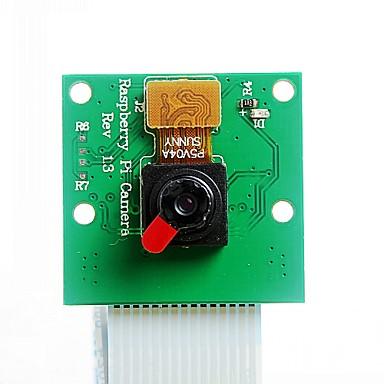 olcso Tartozékok-5.0MP ov5647 objektíves fényképezőgép fórumon Raspberry Pi a / b / b +