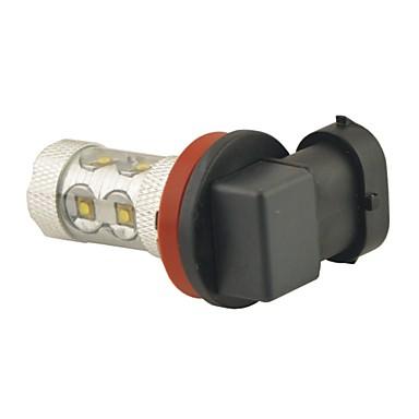 voordelige Autokoplampen-SO.K H11 / H8 Automatisch Lampen 50 W SMD LED 2800 lm 10 Mistlamp