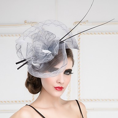 471156ab Women's Flax Headpiece-Special Occasion / Outdoor Fascinators / Hats 1 Piece  3868871 2019 – $34.99