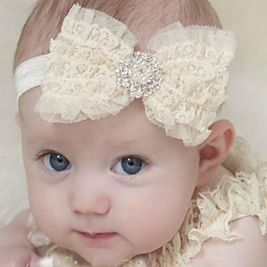 Ivory Baby Headband 74010da56f6