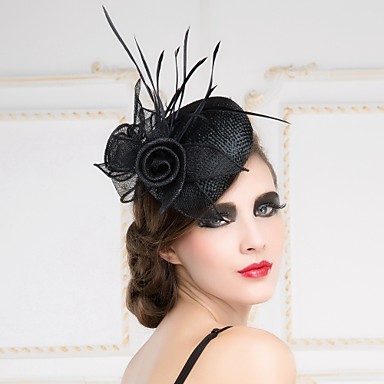 08a780b4 Women's Flax Headpiece - Wedding/Special Occasion Fascinators/Hats 1 Piece  3868862 2019 – $27.99