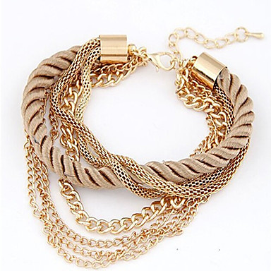 casual bracelets woven image com product leather lovingthemusicstore bracelet products