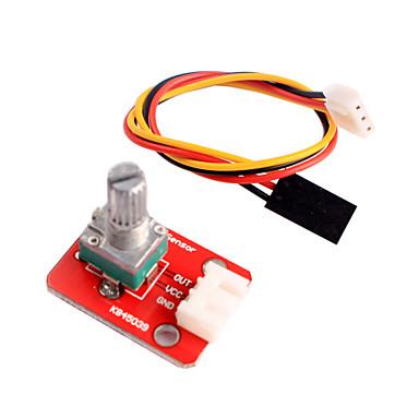 ieftine Componente DIY-Modul potențiometru reglabil pentru Arduino inteligent mobilier acasă