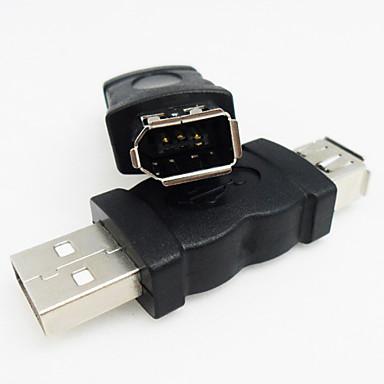 olcso Kábelek & adapterek-usb 2.0 a firewire / ieee-1394 adapterhez kiváló minőségű és tartós