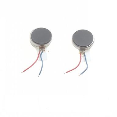 povoljno Motori i dijelovi-10 * 2.0mm stan motora vibracija telefona motor / vibrira motora (2pcs)