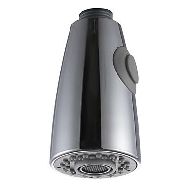 olcso LED csapvilágítás-Csaptelep tartozék - Kiváló minőségű - Kortárs ABS Kiterjesztett szűrő - Befejez - Króm
