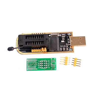 voordelige Arduino-accessoires-ch341a programmeerapparaat usb moederbord routing bios lcd-flitser 24 25-pits