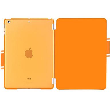 Maska Pentru Apple iPad Air Cu Stand / Origami Carcasă Telefon Mată PU piele