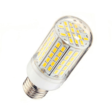 YWXLIGHT® 1 buc 9 W Becuri LED Corn 900-1000 lm E26 / E27 T 96 LED-uri de margele SMD 5730 Decorativ Alb Cald Alb Rece 220-240 V / 1 bc / RoHs