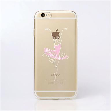 carcasa iphone 6 bailarina
