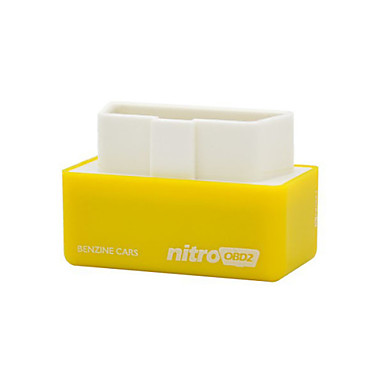 olcso Újdonságok-nitro obd2 benzin autók teljesítmény chip tuning box autó üzemanyag-megtakarító több teljesítmény több nyomaték