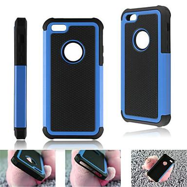 voordelige iPhone 5c hoesjes-hoesje Voor iPhone 5c / Apple iPhone 5c Achterkant Hard Siliconen