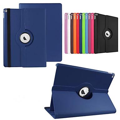 ieftine Carcase iPad-Maska Pentru iPad Pro 12.9'' Rotație 360 ° / Cu Stand / Origami Carcasă Telefon Mată PU piele