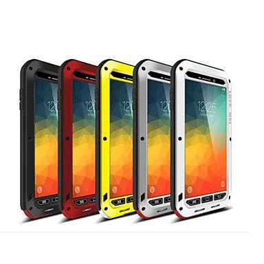 hoesje Voor Samsung Galaxy Note 5 Schokbestendig Volledig hoesje Schild Metaal
