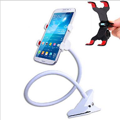 ราคาถูก อุปกรณ์เสริมโทรศัพท์มือถือ-360 หมุนที่มีความยืดหยุ่นยาวผู้ถือโทรศัพท์มือถือยืนขี้เกียจเตียงสก์ท็อปแท็บเล็ต selfie m ount b racket สำหรับ iphone samsung huawei xiaomi โทรศัพท์