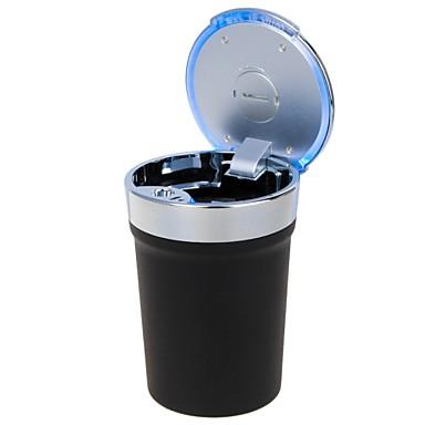 olcso Tisztítóeszközök-autós cigaretta hamutartó hordozható hamutartó a legtöbb kupa tartóhoz