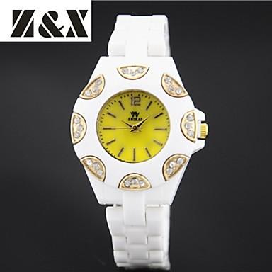 bdb8ec6fe dámská módní silikonové hodinky quartz analogové drahokamu (různé barvy)  4563777 2019 – €6.99
