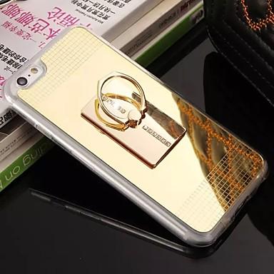 egyenes sorban gyémánt gyűrű csat aranyozott tükör tulajdonosa TPU anyag  mobiltelefon tok iPhone 6   6s (vegyes színek) 4619448 2019 – €8.99 7192a3fc3d