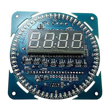 رخيصةأون النماذج-أدى تدوير الشاشة وحدة على مدار الساعة الالكترونية
