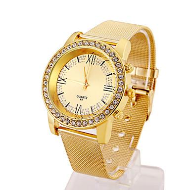 af56dda01 الساعات المرأة سلسلة رائعة ساعة يد ذهبية حزام ساعة 4711757 2019 – €10.99