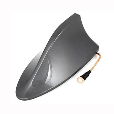 Недорогие Защита для антенны-дизайн пластиковых клей акульих плавников база крыша декоративные антенны 16см долго Toyota RAV4