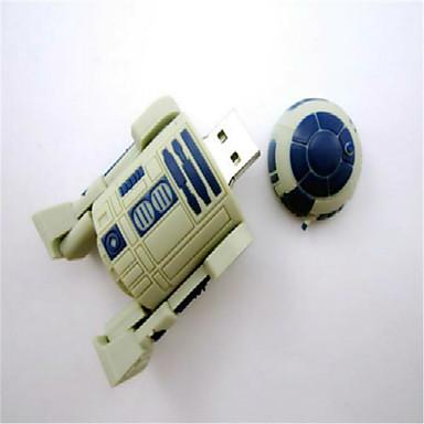 رخيصةأون فلاش درايف USB-32GB محرك فلاش USB قرص أوسب USB 2.0 بلاستيك كرتون
