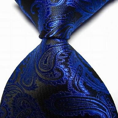 ربطة العنق زخرفات رجالي - طباعة حفلة / عمل / أساسي