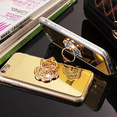rózsa gyémánt gyűrű csat aranyozott tükör tulajdonosa TPU anyag  mobiltelefon tok iPhone 6   6s (vegyes színek) 4619491 2019 – €8.99 6f8b1e923b