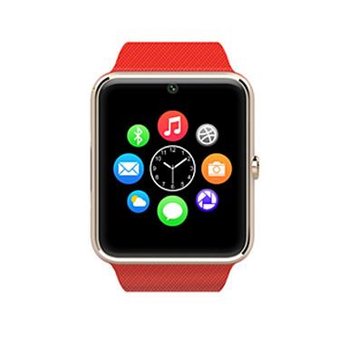 رخيصةأون ساعات ذكية-سمارت ووتش شاشة لمس عداد الخطى متتبع النوم مؤقت ساعة منبهة 2G بلوتوث 3.0 بطاقة SIM