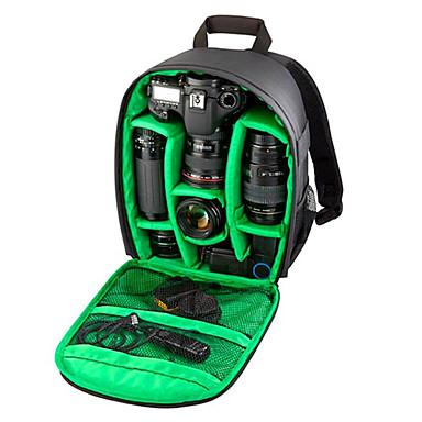 olcso Tokok, táskák & pántok-fotózás több functionaldigital DSLR fényképezőgép táska hátizsák vízálló fotó Camara táskák esetében mochila a fotós