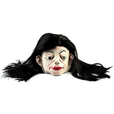 olcso Vicces kütyük-Halloween maszkok Vicces kütyü Műanyag Étel és ital Felnőttek