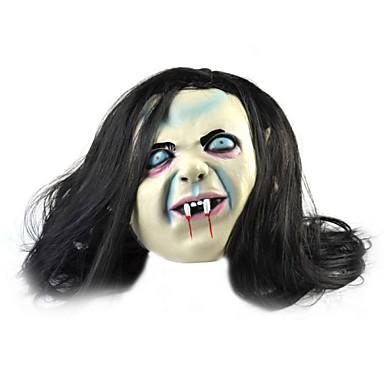 olcso Vicces kütyük-Halloween maszkok Vicces kütyü Gumi Étel és ital Felnőttek
