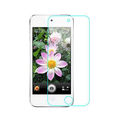 olcso iPod kijelzővédő fóliák-AppleScreen ProtectoriTouch 5/6 High Definition (HD) Kijelzővédő fólia 1 db Edzett üveg