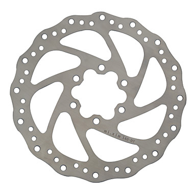 olcso Fékek-Féktárcsa Acél Tartós Könnyű felhelyezés Hőleadás Kompatibilitás Shimano Alivio / Deore Treking bicikli Mountain bike BMX Kerékpározás 1pc
