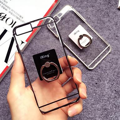 coque iphone 7 transparente avec anneau
