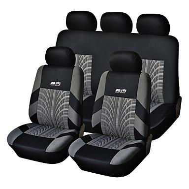olcso Autó alkatrészek-AUTOYOUTH Üléshuzatok Üléskeretek Textil Közös Kompatibilitás