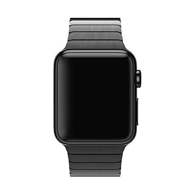 olcso Összes megtekintése-Nézd Band mert Apple Watch sorozat 5/4/3/2/1 Apple Butterfly csat Rozsdamentes acél Csuklópánt