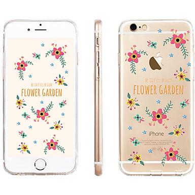 coque iphone 6 plus transparente motif