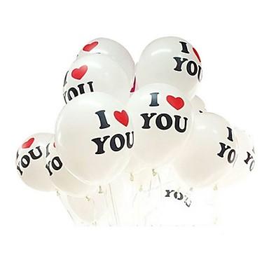 10 قطع بالونات اللاتكس الكرة زينة الزفاف بالون الخرز بالون الهواء بالون عيد بالون حفل زفاف