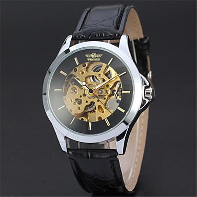 Herrn Uhr Totenkopfuhr Mechanische Uhr Japanisch