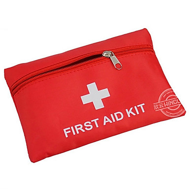 olcso Egészséges utazás-Gyógyszeres doboz/tok utazáshoz Vízálló Hordozható mert Tartozékok sürgősségi esetekre Tárolási készlet