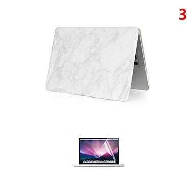 MacBook Slučaj / Kombinirana zaštita Mramor plastika za MacBook Air 13